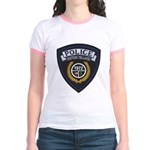 Patton Village Texas Police Jr. Ringer T-Shirt
