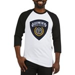 Patton Village Texas Police Baseball Jersey