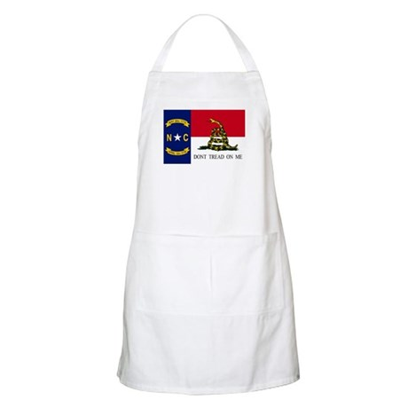Dont Tread on Me North Caroli Apron