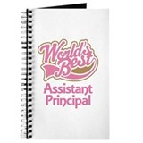 Worlds Best Assistant Principal Journal