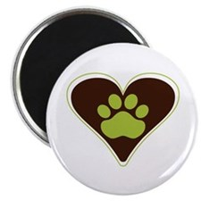 "Puppy Love 2.25"" Magnet (100 pack)"