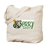 Kerry Celtic Dragon Tote Bag