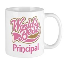 Worlds Best Principal Coffee Mug