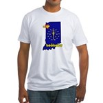 ILY Indiana Fitted T-Shirt