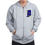 ILY Indiana Zip Hoodie