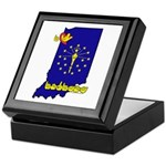 ILY Indiana Keepsake Box