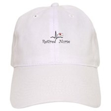Retired Nurse Baseball Cap