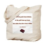 Drive From Within Tote Bag