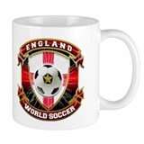 England Soccer Power Small Mug