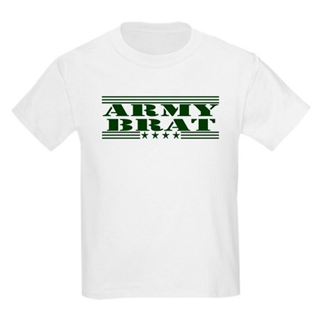 Army Brat Kids T-Shirt