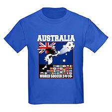 Australia World Soccer Goal T