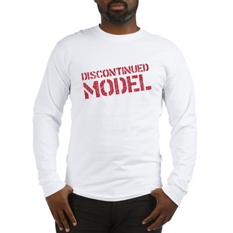discontinued model Long Sleeve T-Shirt