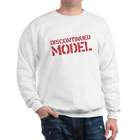discontinued model Sweatshirt