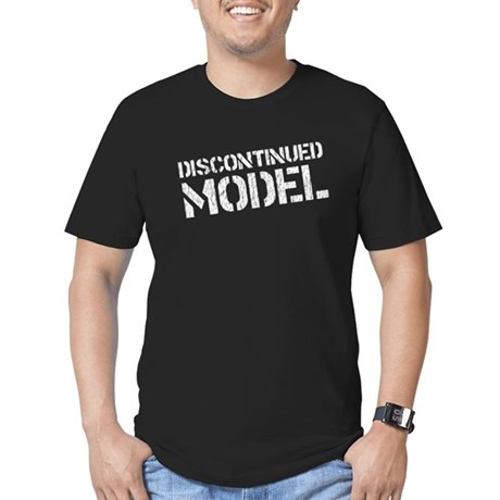 discontinued model Men's Fitted T-Shirt (dark)