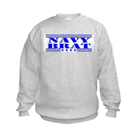 United States Navy Kids Sweatshirt