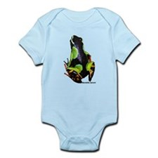 Painted Madagascar Poison Frog Infant Bodysuit