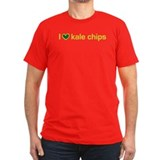 I heart kale chips T