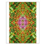 Flower Garden Carpet 4 Small Poster