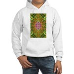 Flower Garden Carpet 4 Hooded Sweatshirt