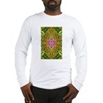 Flower Garden Carpet 4 Long Sleeve T-Shirt