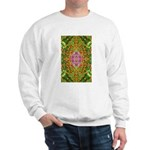 Flower Garden Carpet 4 Sweatshirt