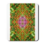 Flower Garden Carpet 4 Mousepad