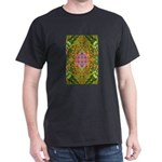 Flower Garden Carpet 4 Dark T-Shirt