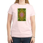 Flower Garden Carpet 4 Women's Light T-Shirt