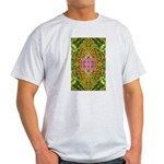 Flower Garden Carpet 4 Light T-Shirt