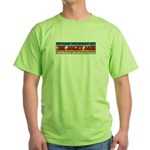 Proud Member of the Angry Mob Green T-Shirt
