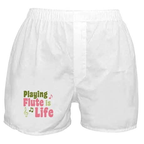 Flute is Life Boxer Shorts