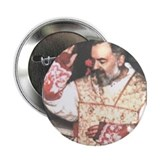 "Stigmata Blessing- 2.25"" Button (10 pack)"