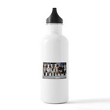 7 Hearts of Love Sports Water Bottle