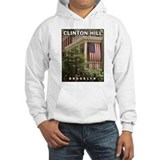Clinton Hill American Flag Hoodie