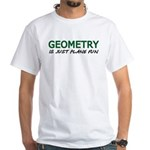 Geometry White T-shirt