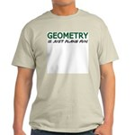Geometry Ash Grey T-Shirt