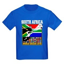 South Africa World Soccer T