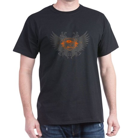 Turntable Shield Dark T-Shirt