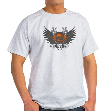 Turntable Shield Light T-Shirt