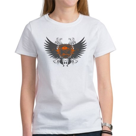 Turntable Shield Women's T-Shirt