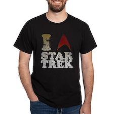 I love Star Trek T-Shirt