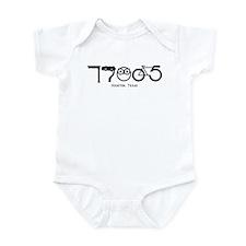 77005 Infant Bodysuit