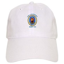 USS Louisiana SSBN 743 Baseball Cap