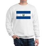 El Salvador Flag Sweatshirt