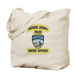 Surprise Police Motors Tote Bag
