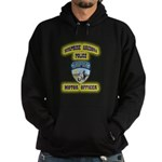 Surprise Police Motors Hoodie (dark)