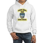 Surprise Police Motors Hooded Sweatshirt