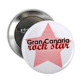 "Gran Canaria Rock Star 2.25"" Button (100 pack)"