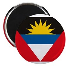 "Antigua and Barbuda Flag 2.25"" Magnet (10 pack)"
