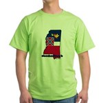 ILY Mississippi Green T-Shirt